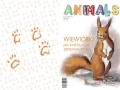 GRAFIKA, Paulina Glab, okladka magazynu Animals, 2015